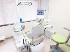 おいかわ歯科クリニック ユニット(個室)