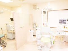 おいかわ歯科クリニック ユニット(半個室)
